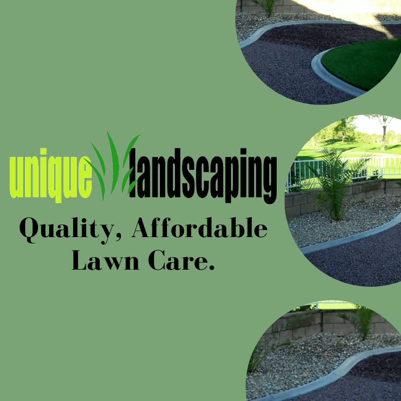 Unique Landscaping