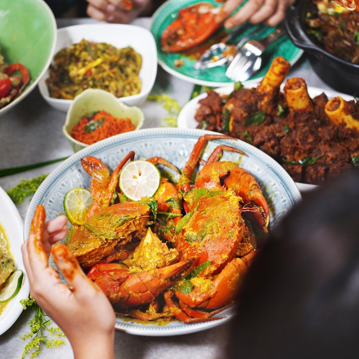 The Lankan Crabs