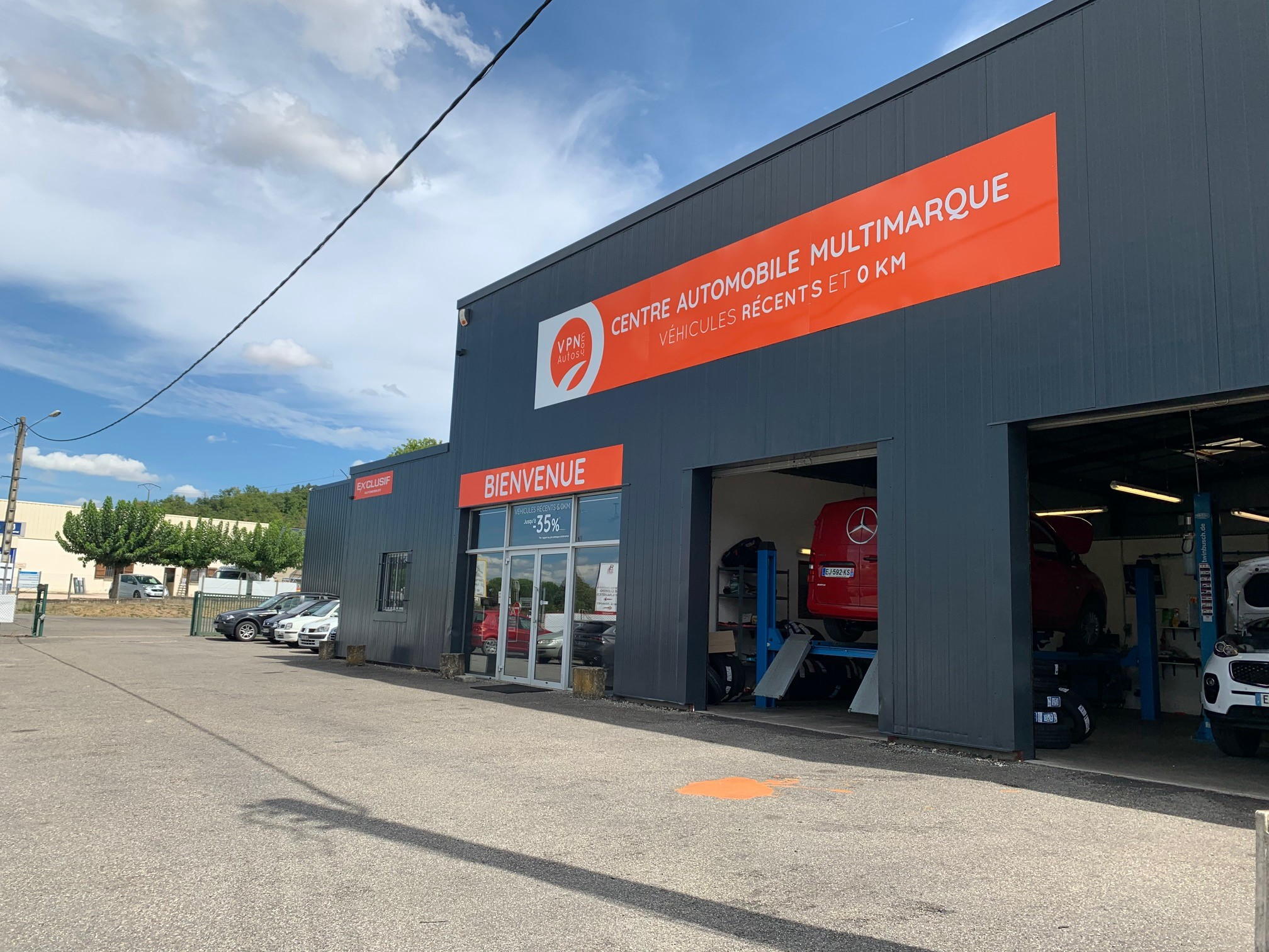 VPN Autos Auch - First Stop - Exclusif Automobile