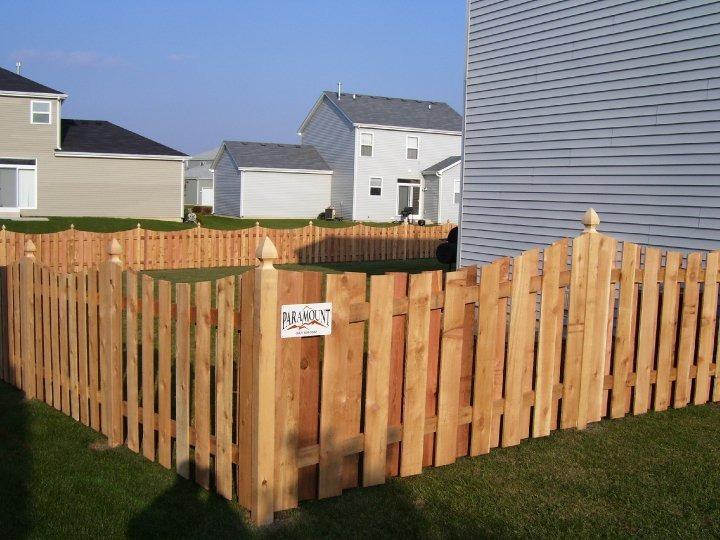 Paramount Fence