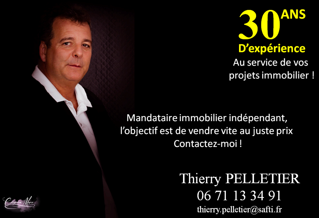guidelocal - Directory for recommendations - SAFTI Conseiller immobilier Thierry PELLETIER in Théhillac
