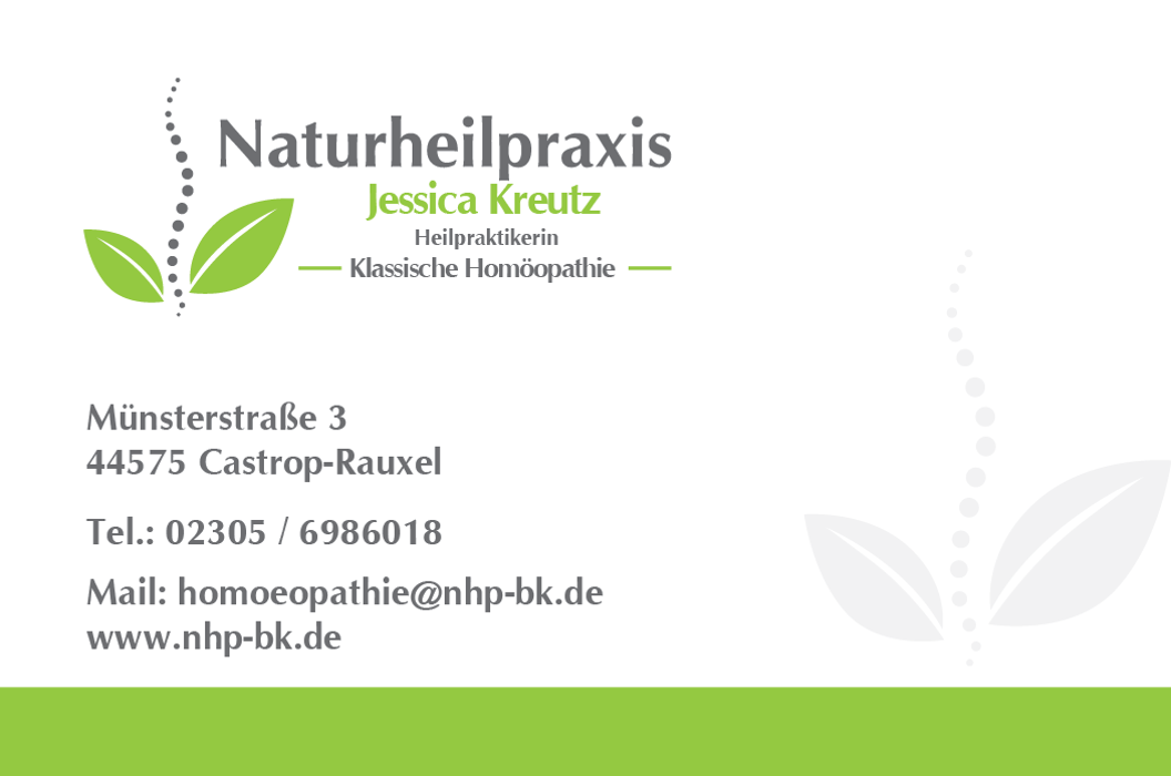 Bild zu Naturheilpraxis Jessica Kreutz in Castrop Rauxel