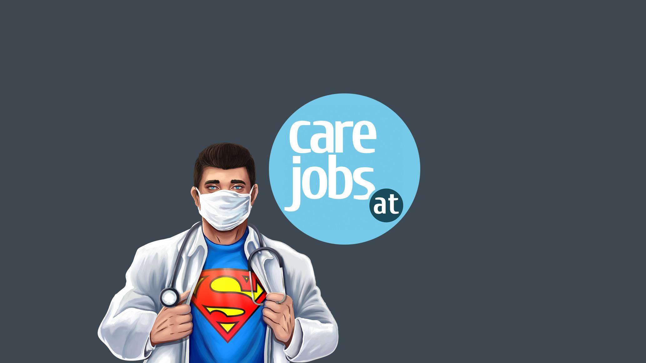 carejobs.at - Jobs aus den Bereichen Gesundheit, Pflege und Soziales
