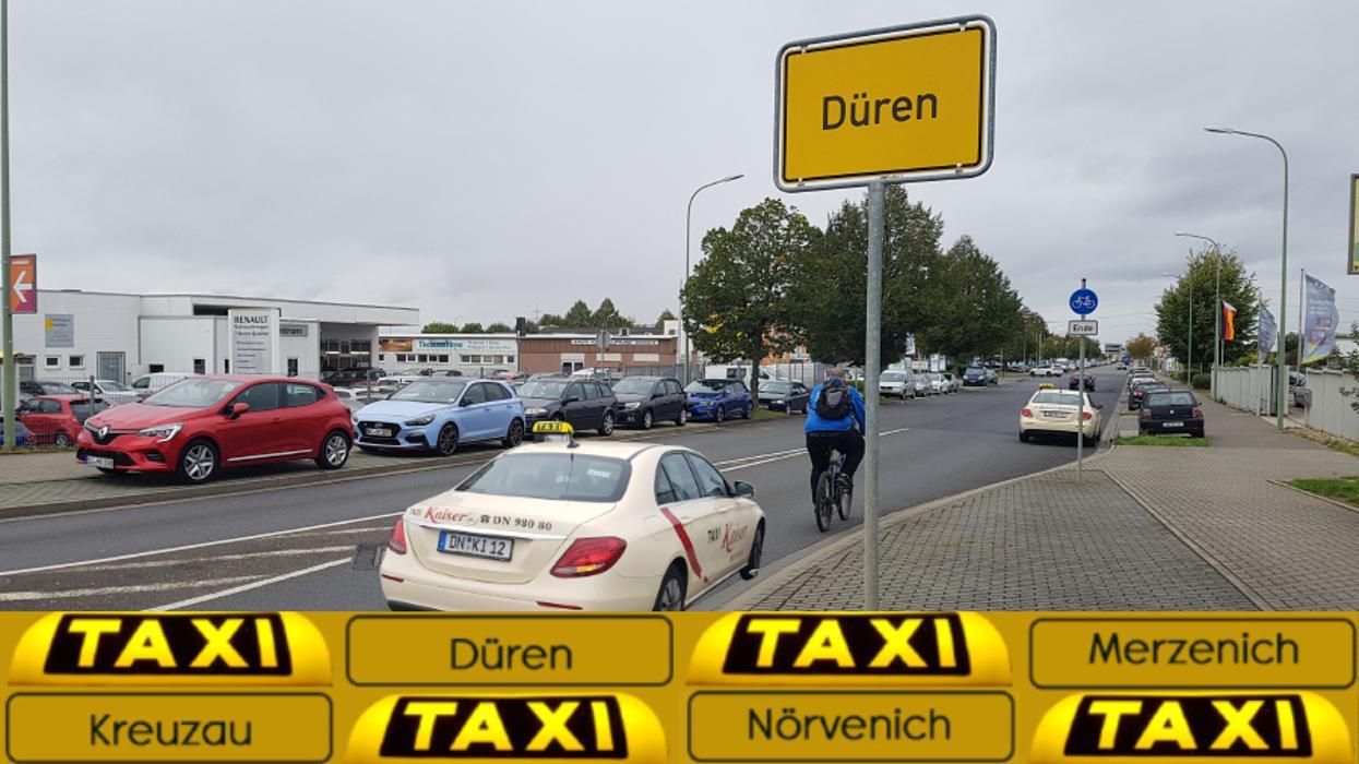 Bild zu Taxi-Kaiser in Düren