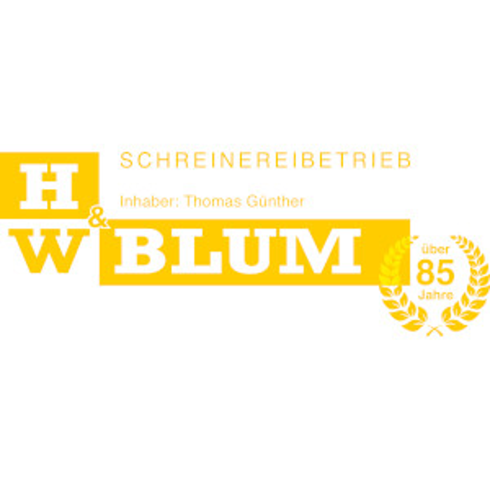 Bild zu Schreinereibetrieb H&W Blum - Fenster und Türen in Frankfurt am Main