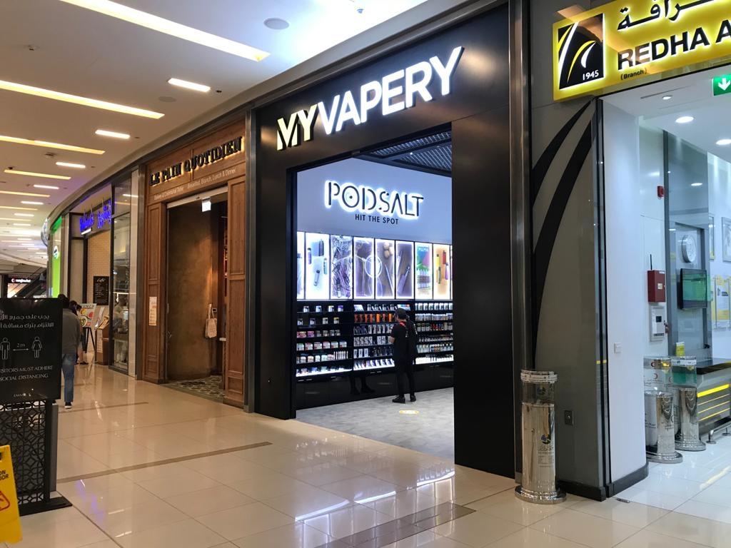 My Vapery - Vape Shop