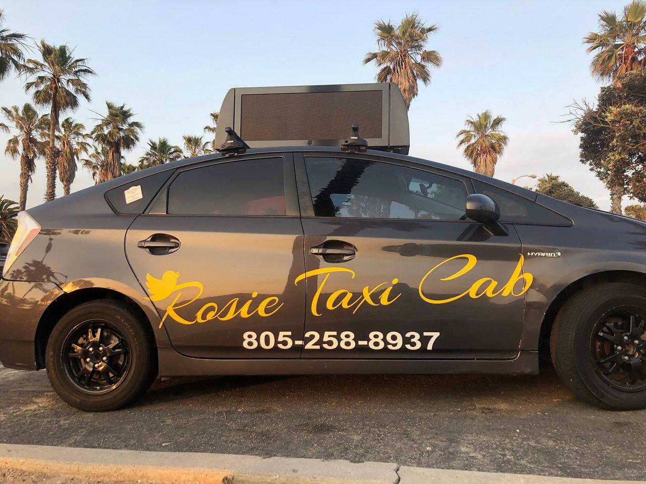 Rosie Taxi Cab