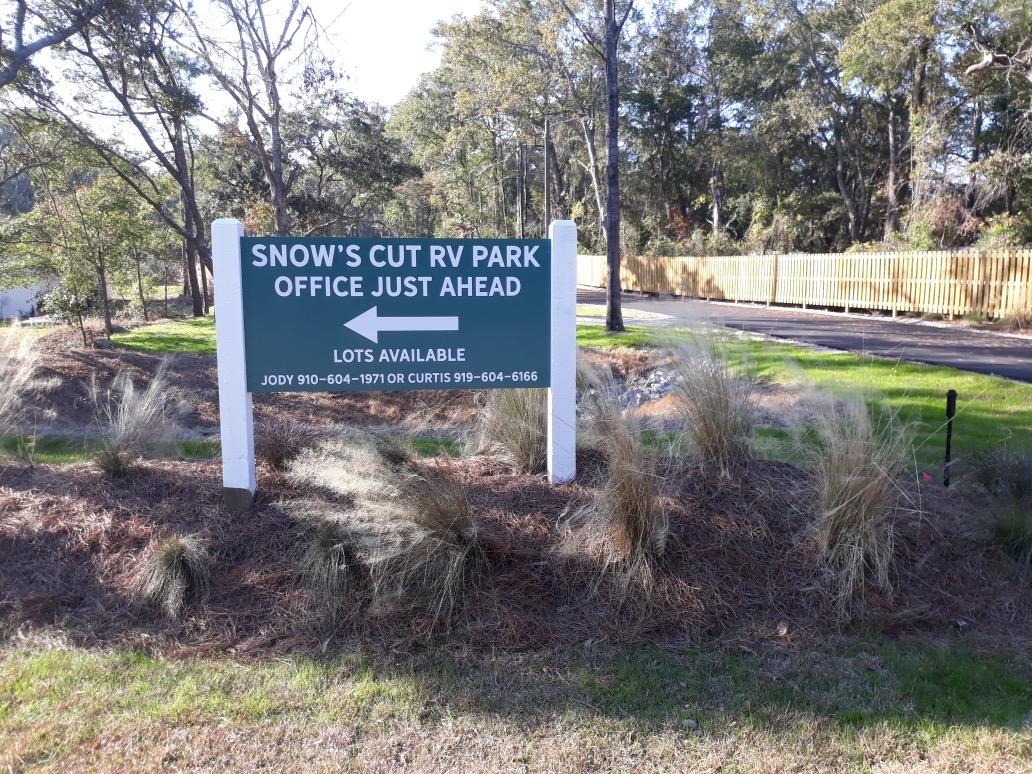 Snow's Cut RV Retreat