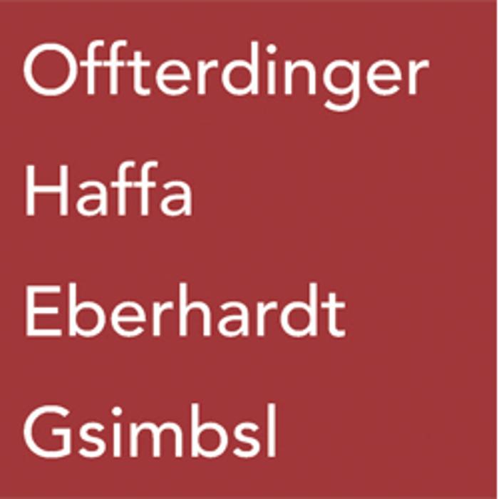 Bild zu Offterdinger Haffa Eberhardt Gsimbsl Rechtsanwälte in Ludwigsburg in Württemberg