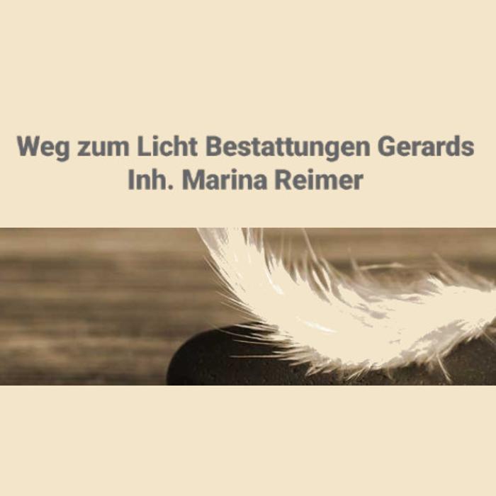 Bild zu Weg zum Licht Bestattungen Gerads Inh. Marina Reimer in Mönchengladbach