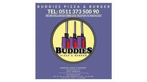 Buddies Pizza & Burger