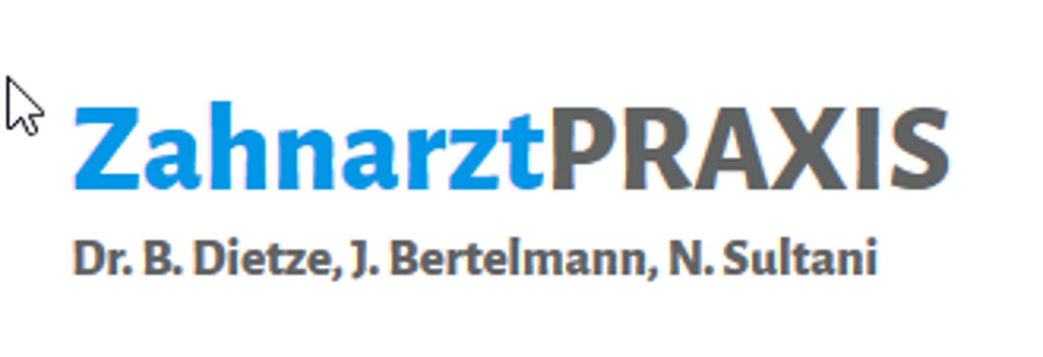 Bild zu Zahnärztliche Gemeinschaftspraxis Dr. B. Dietze, J. Bertelmann in Wolfenbüttel