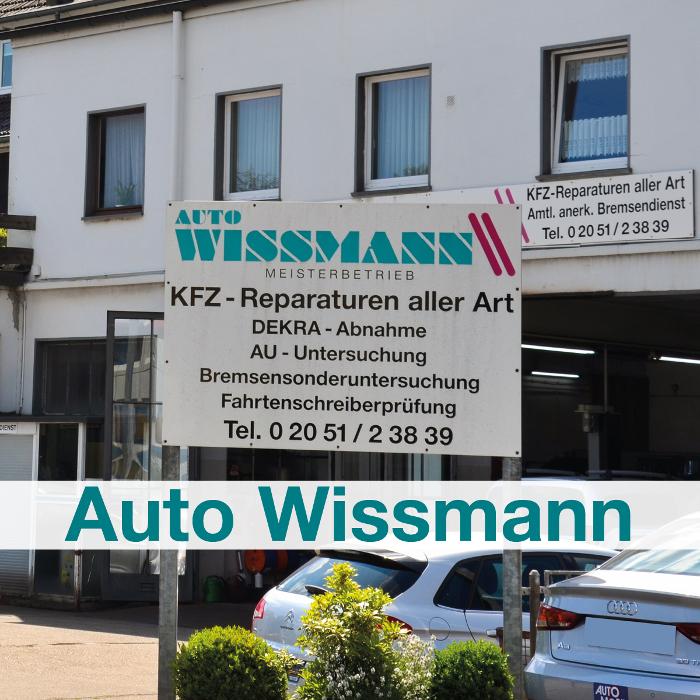 Bild zu Auto Wissmann GmbH in Velbert