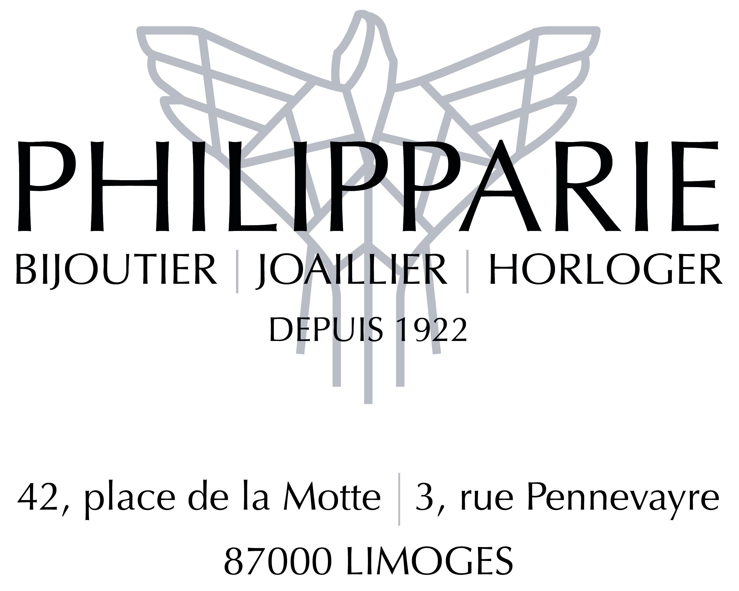 BIJOUTERIE PHILIPPARIE bijouterie et joaillerie (détail)
