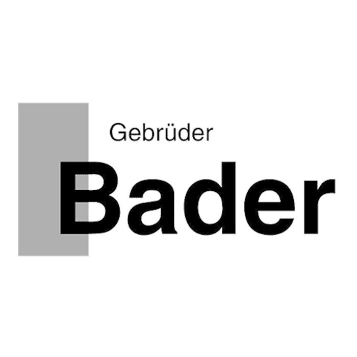 Bild zu Gebrüder Bader GmbH - Türen - Fenster - Vordächer - Wintergärten - Garagentore in Reutlingen
