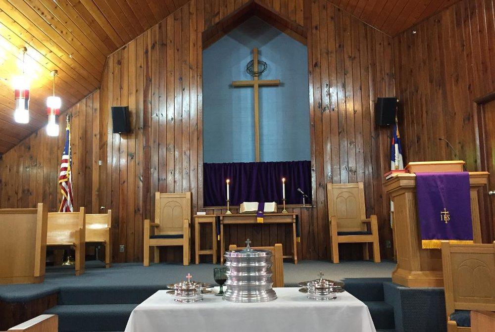 Osbornville Baptist Church