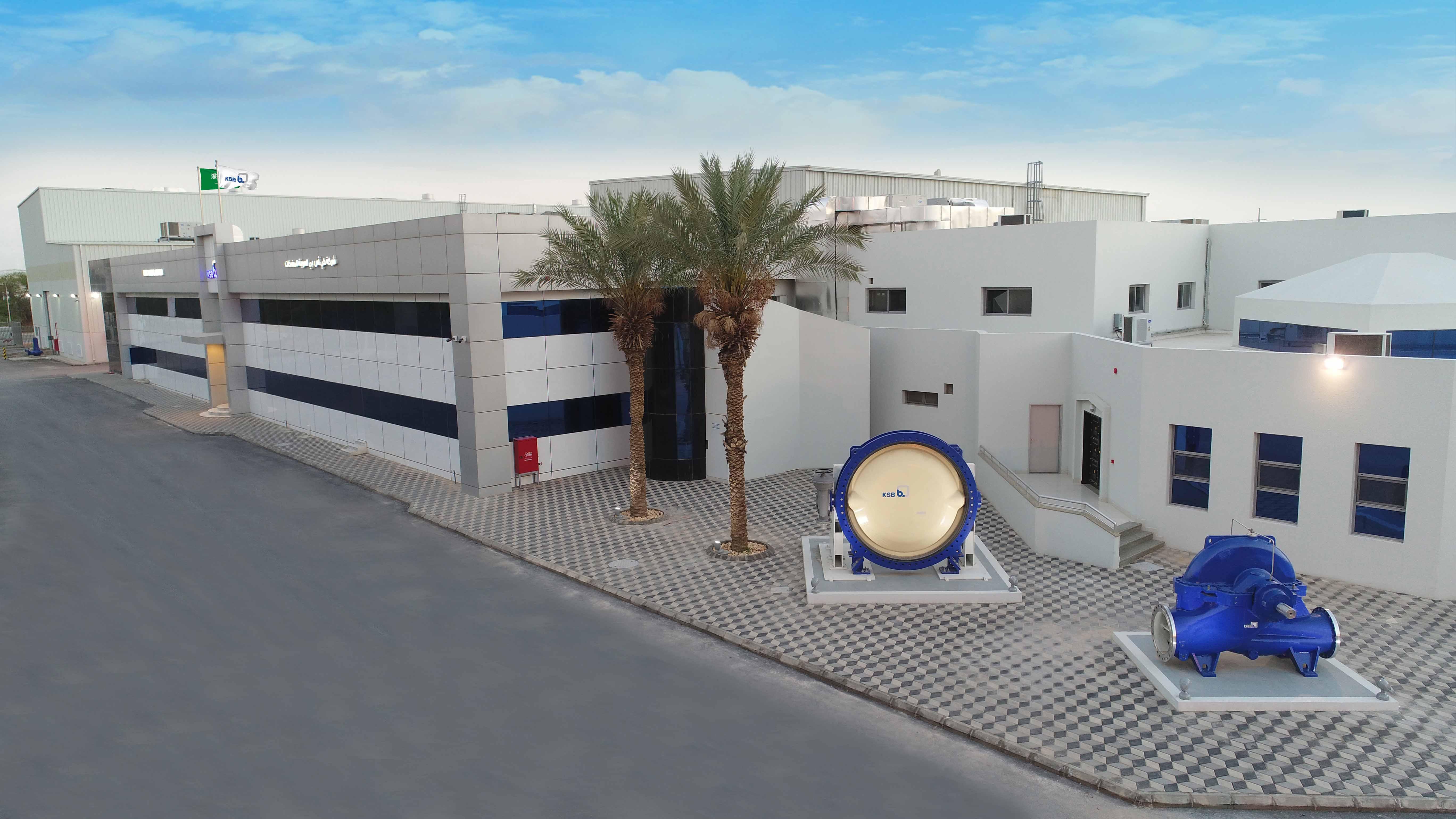 KSB Pumps Arabia Ltd.