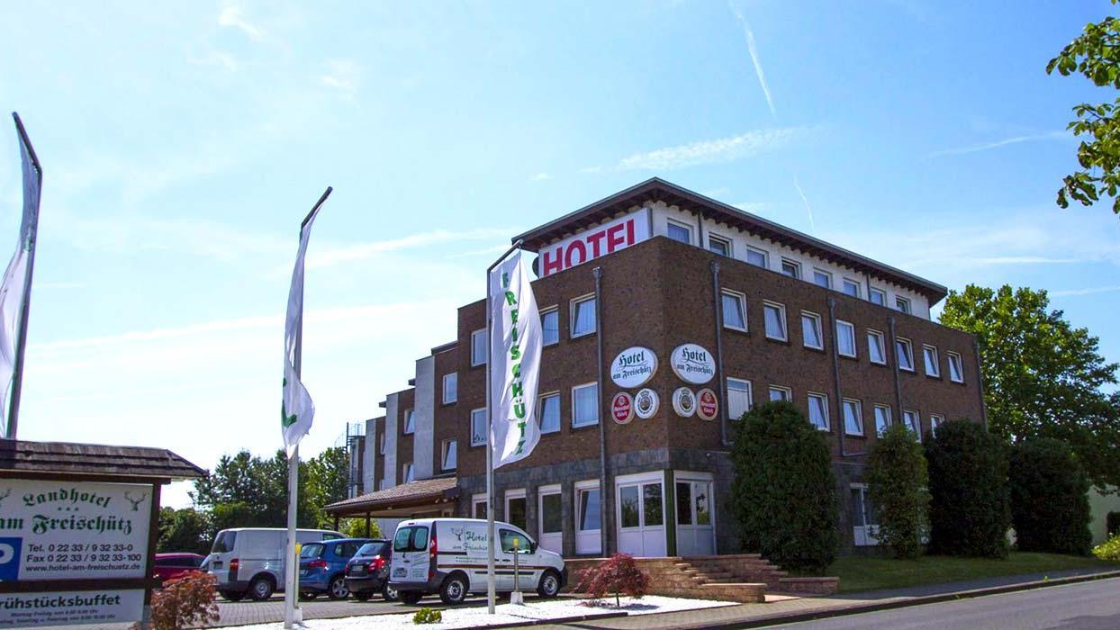 Hotel am Freischütz, Zunftweg in Hürth