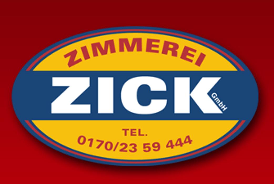 Bild zu Zimmerei Zick GmbH in Kiel