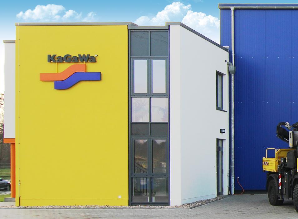 Bild zu KaGaWa Rohrleitungs- und Anlagenbau GmbH in Berlin