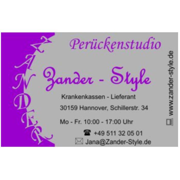 Bild zu Perücken Studio Zander in Hannover