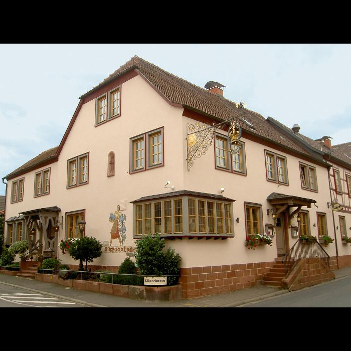 Bild zu Gasthaus Krone in Großheubach