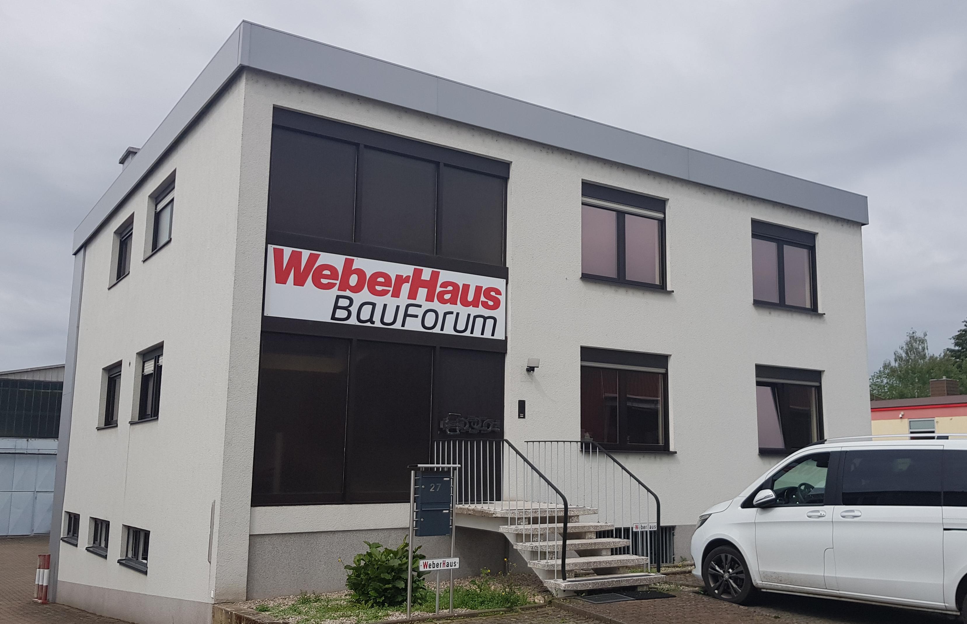 WeberHaus GmbH & Co. KG Bauforum Saarlouis