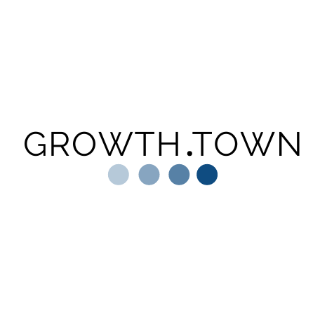 Growth Town - A place where business develops