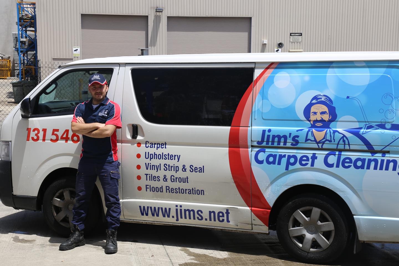 Jim's Carpet Cleaning Broadbeach