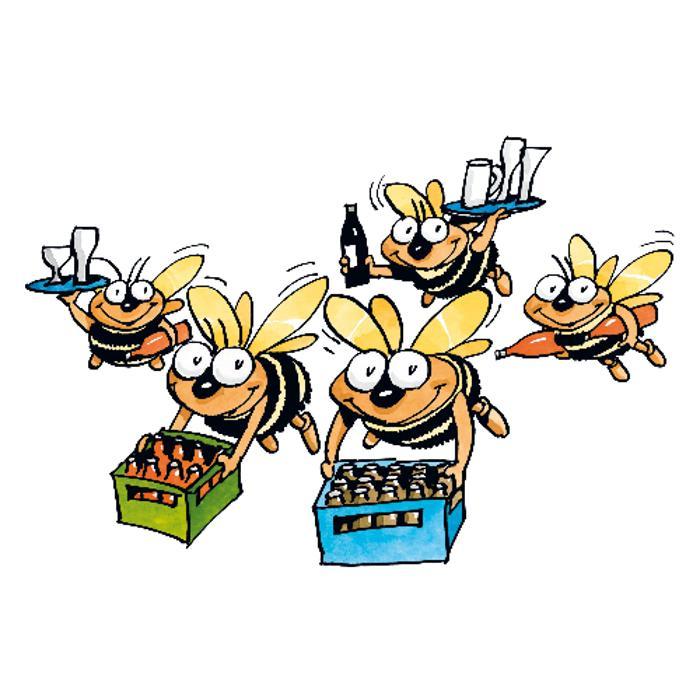 Bild zu Bienenfleiss Getränke-Lieferservice GmbH in München