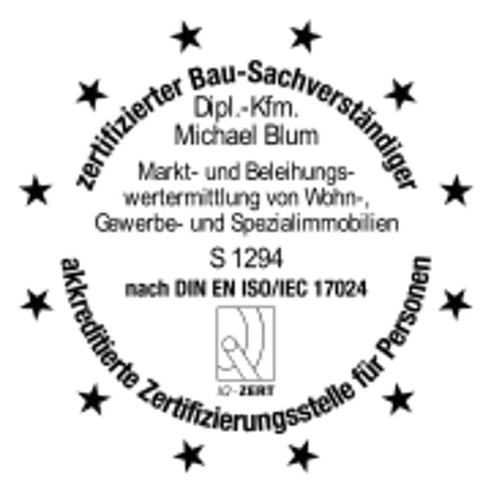 Bild zu Sachverständigenbüro Blum-Immowert in Reutlingen