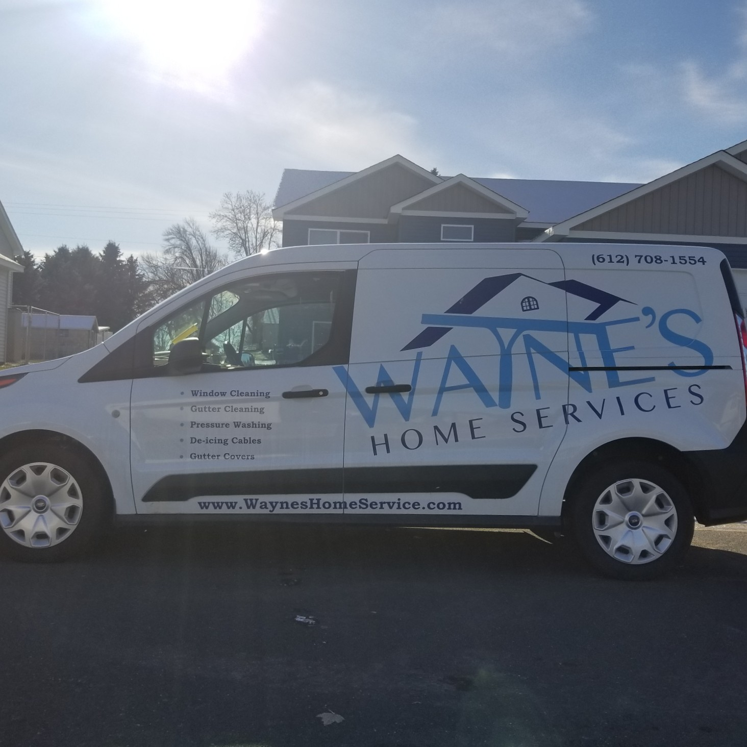 Wayne's Home Service