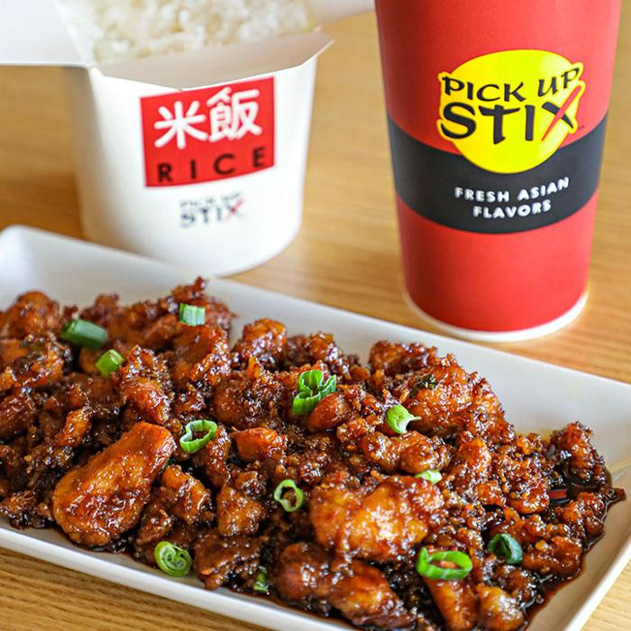 Pick Up Stix Fresh Asian Flavors - Long Beach, CA