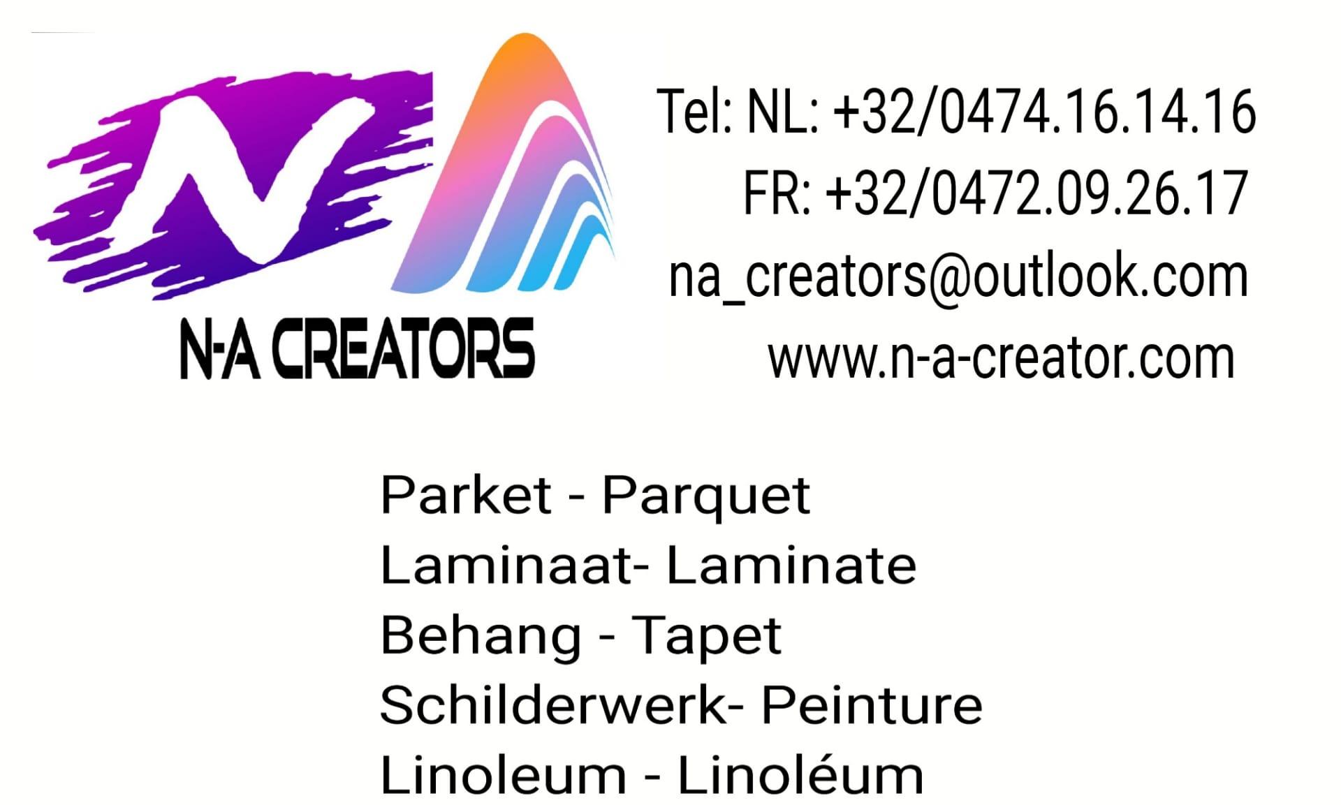 N-A CREATOR