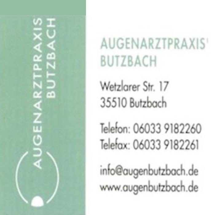 Bild zu Augenarztpraxis Butzbach Fachärzte für Augenheilkunde in Butzbach
