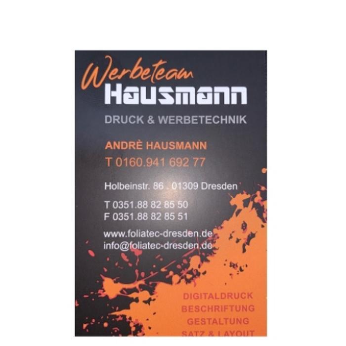 Bild zu Werbeteam Hausmann in Dresden