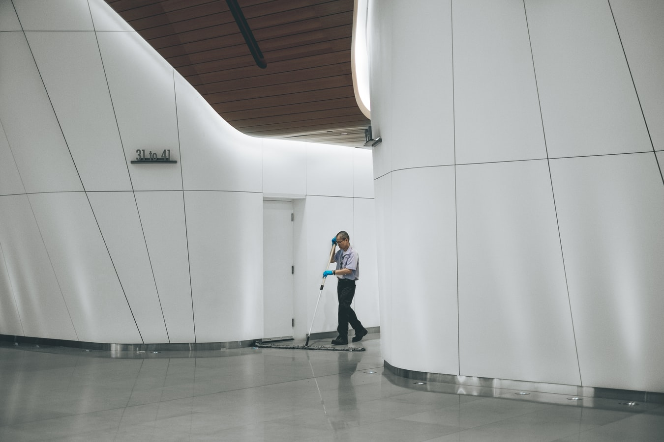 Gracey's Commercial Cleaning Service