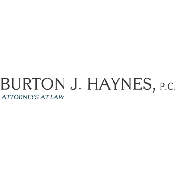 Burton J Haynes PC Attorney at Law