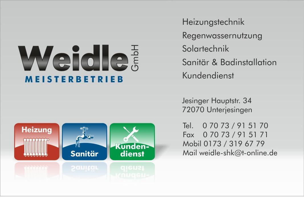 Bild zu Heizung- und Sanitärbetrieb GmbH in Tübingen