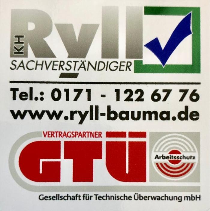 Bild zu Gutachter RYLL Baumaschinen Krane Land-Forstmaschinen Arbeitsbühnen in Berlin