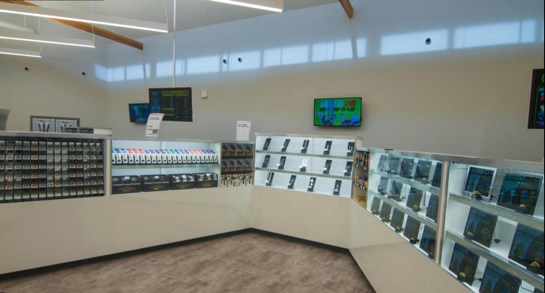 The Green Solution Recreational Marijuana Dispensary