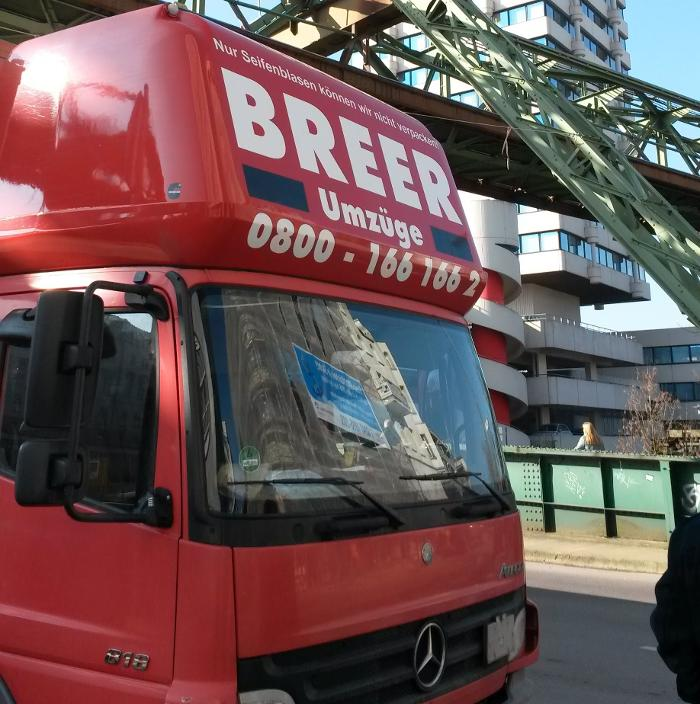 Bild zu Breer International GmbH in Wuppertal