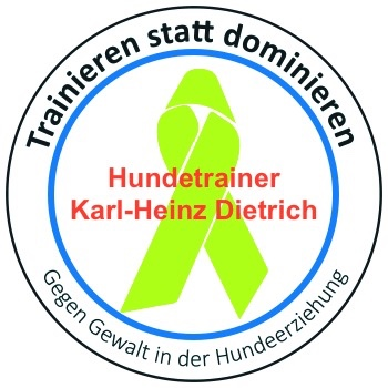 Hundetrainer Karl-Heinz Dietrich