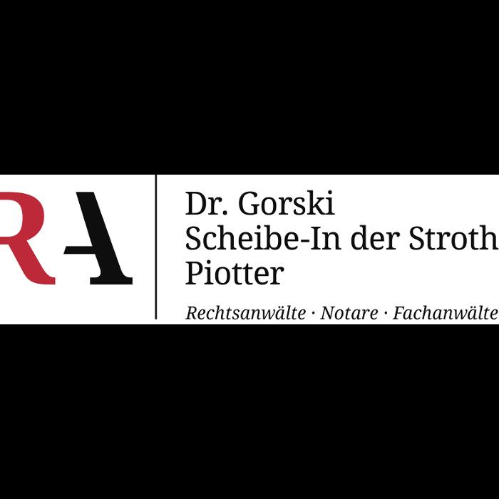 Bild zu Dr. Gorski, Scheibe-In der Stroth, Piotter, Rechtsanwälte, Notare, Fachanwälte in Hagen im Bremischen
