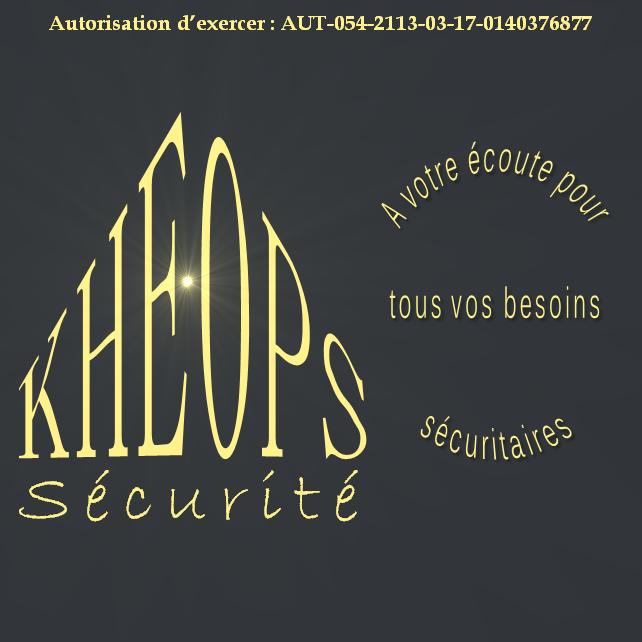 Kheops Sécurité SAS