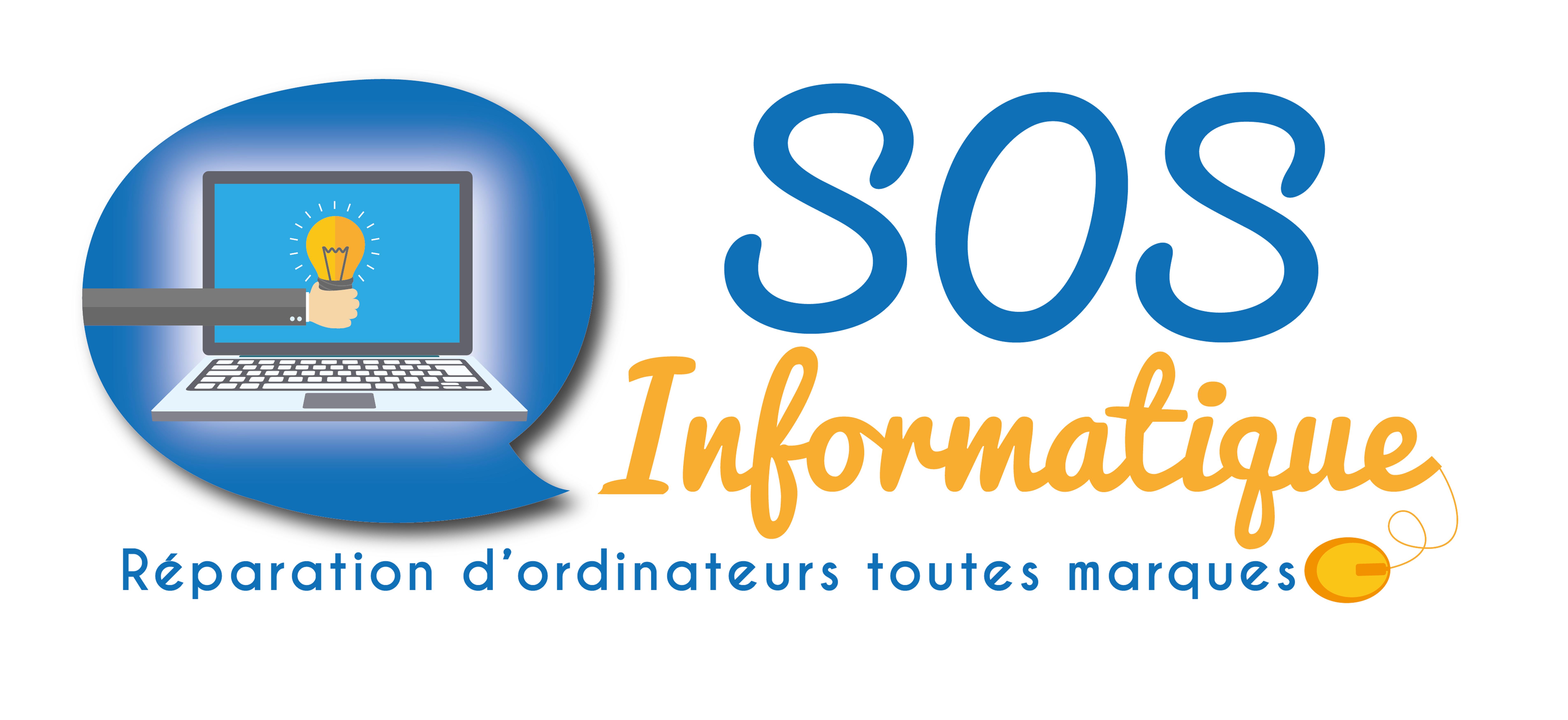 SOS INFORMATIQUE 44 dépannage informatique