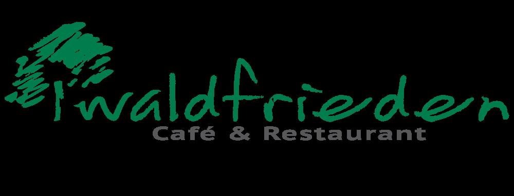 Logo von Cafe und Restaurant Waldfrieden