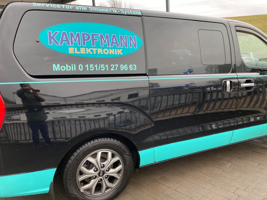 Bild zu KAMPFMANN-ELEKTRONIK in Mömbris