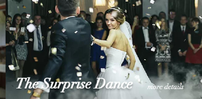 The Ultimate Wedding Dance