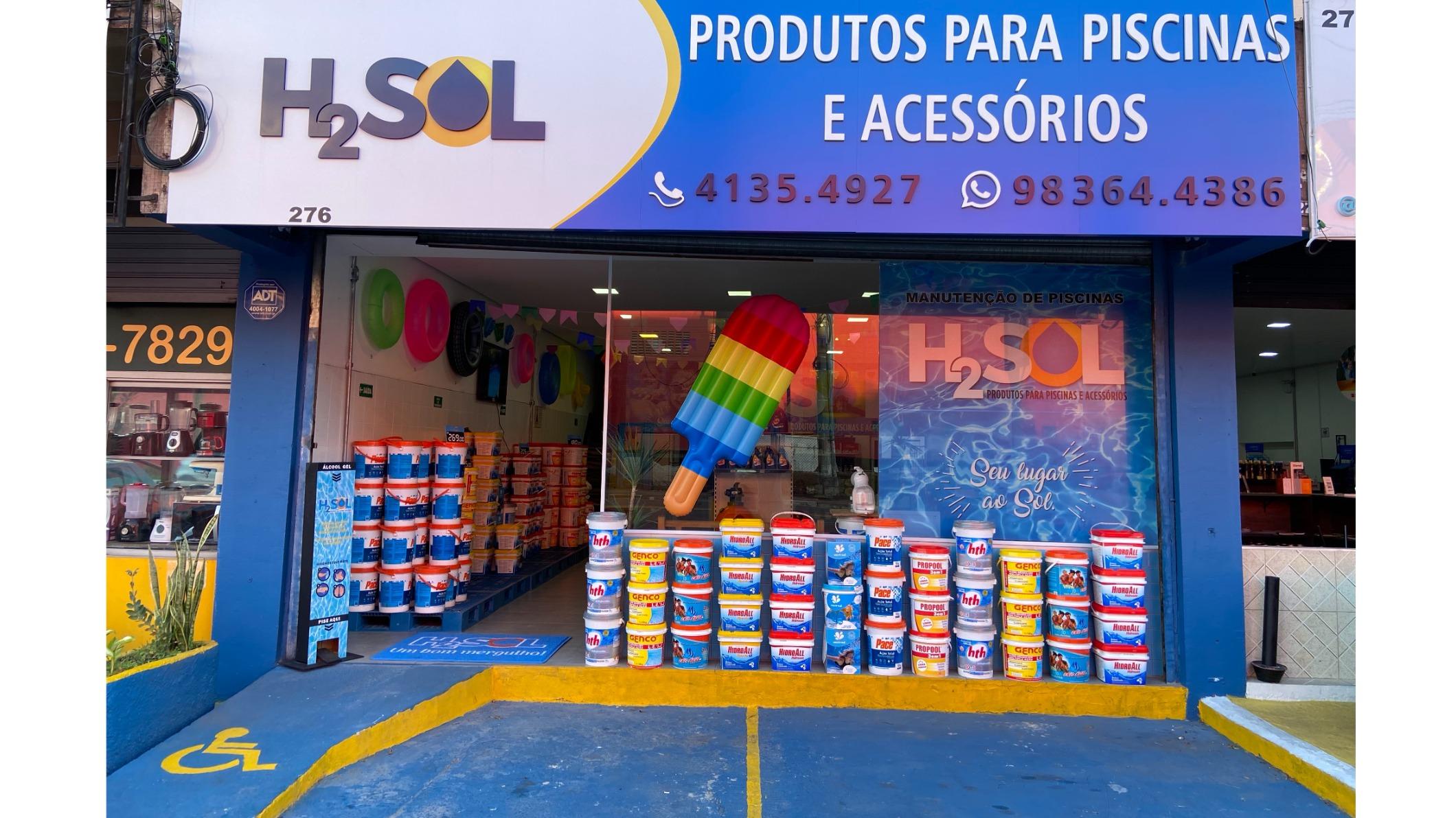 H2Sol Piscinas